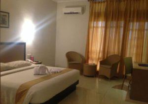 Deluxe Harga kamar dan fasilitas hotel comfort & resort tanjungpinang