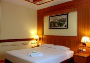 Harga kamar Junior Suite Hotel Halim Tanjung Pinang