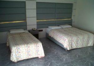 kamar hotel pelangi family