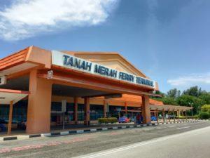singapore tanah merah ferry terminal to tanjung pinang