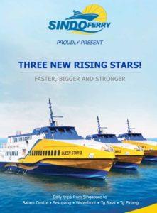 Sindo ferry batam singapore
