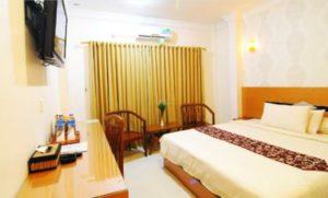 Tipe kamar Deluxe hotel panorama tanjung pinang