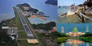 bandara wisata ranai natuna