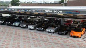 Showroom mobil bekas batam