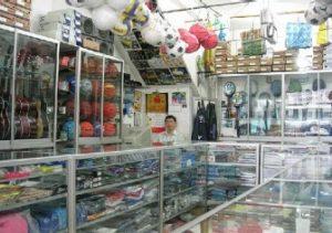 toko olahraga batam